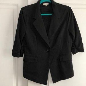 Black jacket !!